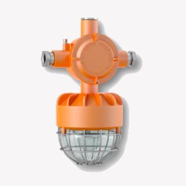 Взрывозащищённый светодиодный светильник Ex-FTN 02-30-50