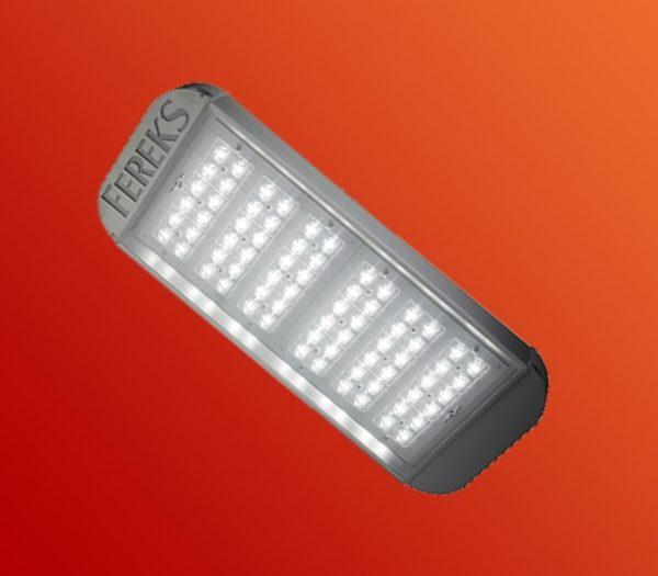 Уличный cветодиодный светильник ДКУ 07-156-50-Д120 1