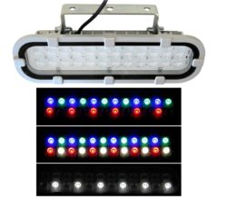 Архитектурный светодиодный светильник FWL 12-40-RGBW-F15