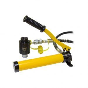 01107 Пресс гидравлический для перфорации листового металла ПГЛ-60Н