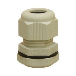 Ввод кабельный (сальник) Ø 4-8,  IP54 PG09 ПЕРЕДОВИК  33012