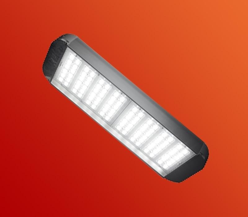 Уличный светодиодный светильник ДКУ 07-208-50-Ш2