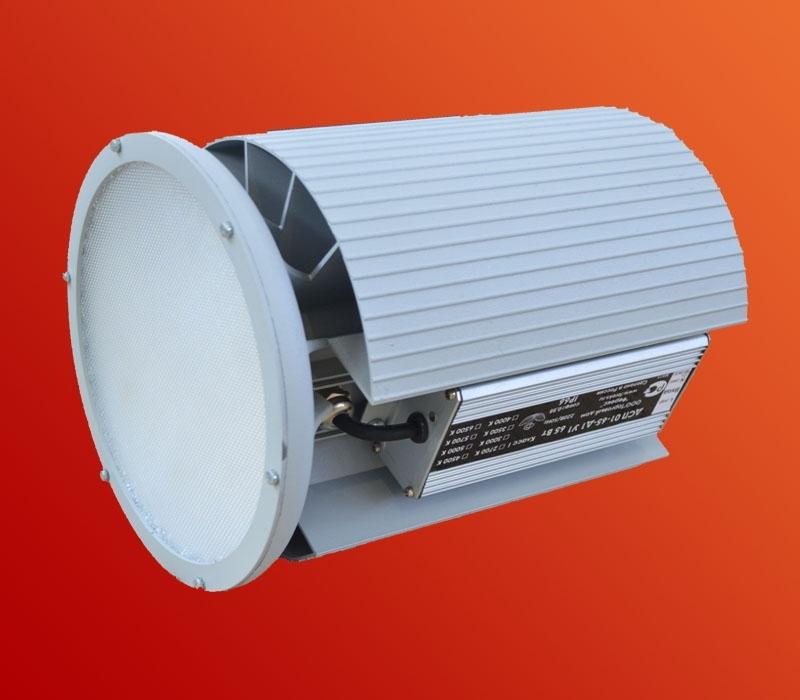 АКЦИЯ!!! Промышленный светодиодный светильник ДСП 01-135-50-К40