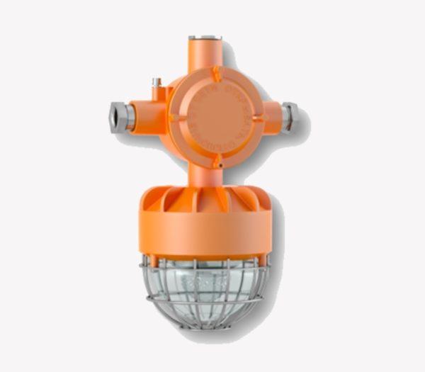 Взрывозащищённый светодиодный светильник Ex-FTN 02-30-50 1