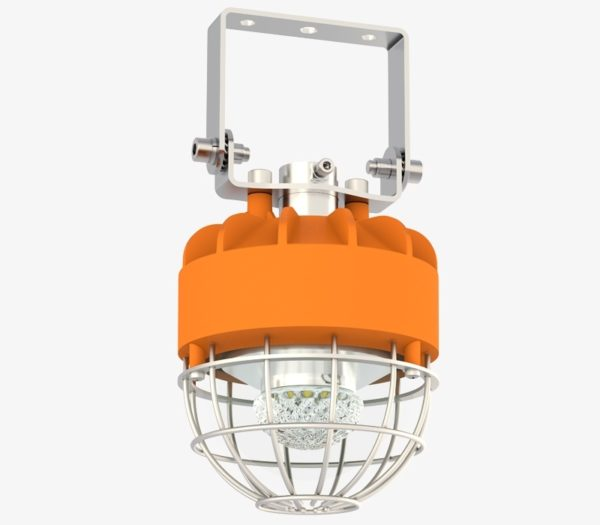 Взрывозащищённый светодиодный светильник Ex-FTN 03-30-50 1