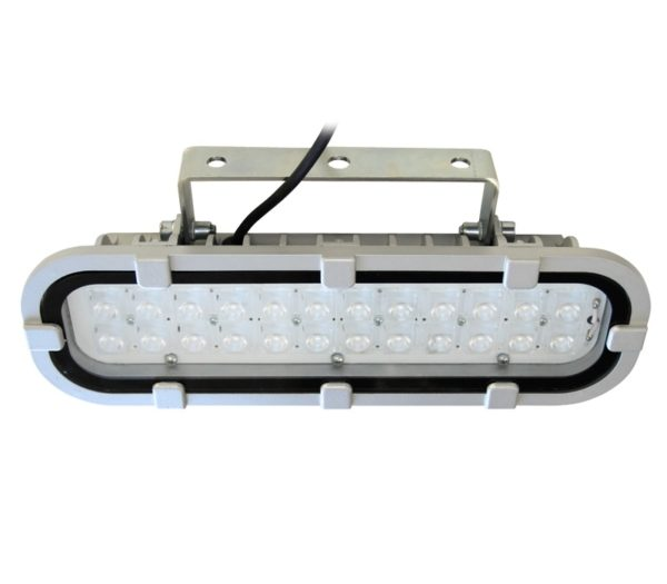 Архитектурный светодиодный светильник FWL 14-52-W50-Д120 1