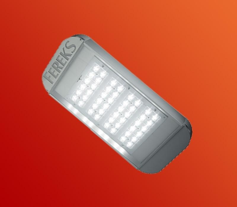Уличный cветодиодный светильник ДКУ 07-104-50-Ш2