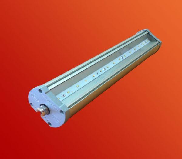 Промышленный светодиодный светильник ДСО 01-12-50-Д 1