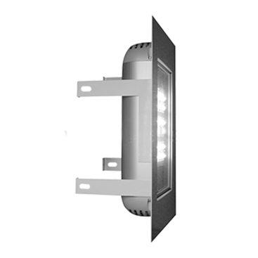 Встраиваемый уличный светодиодный светильник ДВУ 01-80-50-Д110