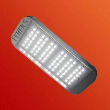 Уличный cветодиодный светильник ДКУ 07-156-50-Д120