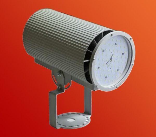 Промышленный светодиодный светильник ДСП 28-125-50-Д120 1