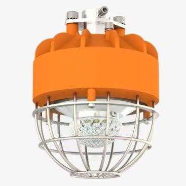 Взрывозащищённый светодиодный светильник Ex-FTN 01-30-50