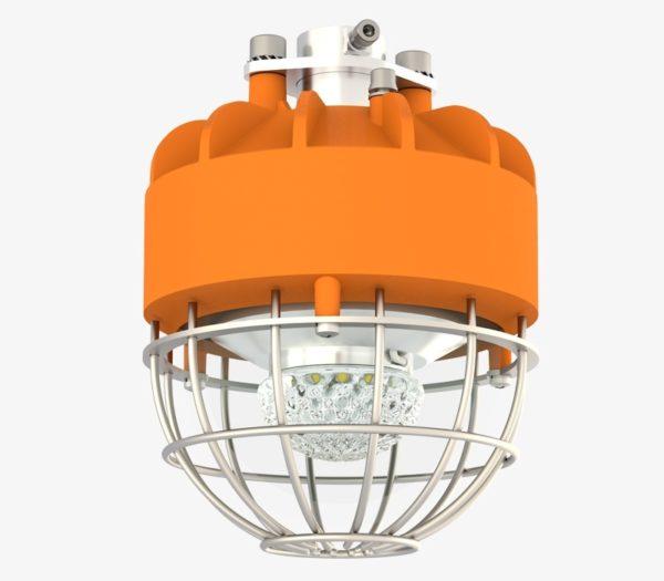 Взрывозащищённый светодиодный светильник Ex-FTN 01-30-50 1