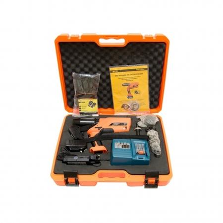 01203 Пресс электрогидравлический аккумуляторный для перфорации листового металла ПЭГЛА-60 3