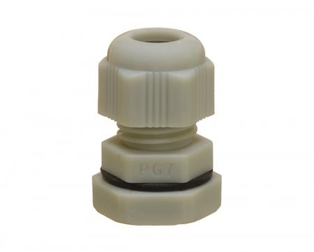 Ввод кабельный (сальник) Ø 3-6,5,  IP54  PG07 ПЕРЕДОВИК 33001