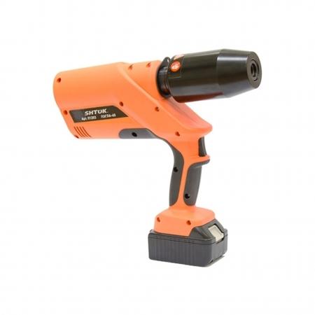 01203 Пресс электрогидравлический аккумуляторный для перфорации листового металла ПЭГЛА-60 1